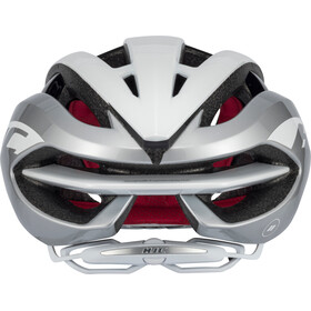 HJC IBEX Road Casco, gloss white / silver